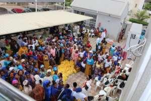 Health Insurance for 200 Widows & Orphans in Abuja