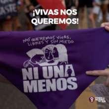 Vivas nos queremos (We want us alive)
