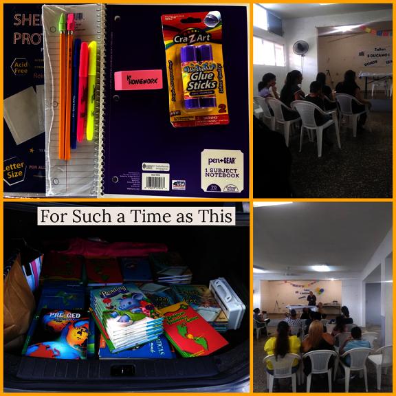 School Supplies for Unprivileged Children