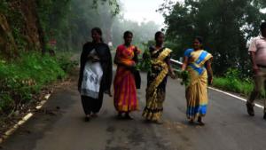 Adivasi women - masters of wild forest foods!