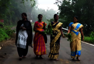 Adivasi Women Train Youth on Forest Foods in India