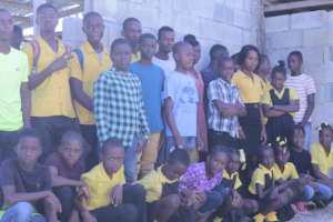 College Les Sophos Students