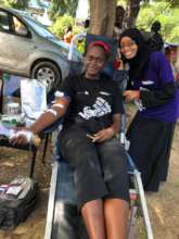 Transport 1,500 blood donors to save 4,500 lives