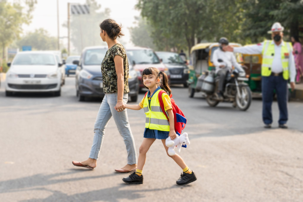 Saving Children on India's Dangerous Roads
