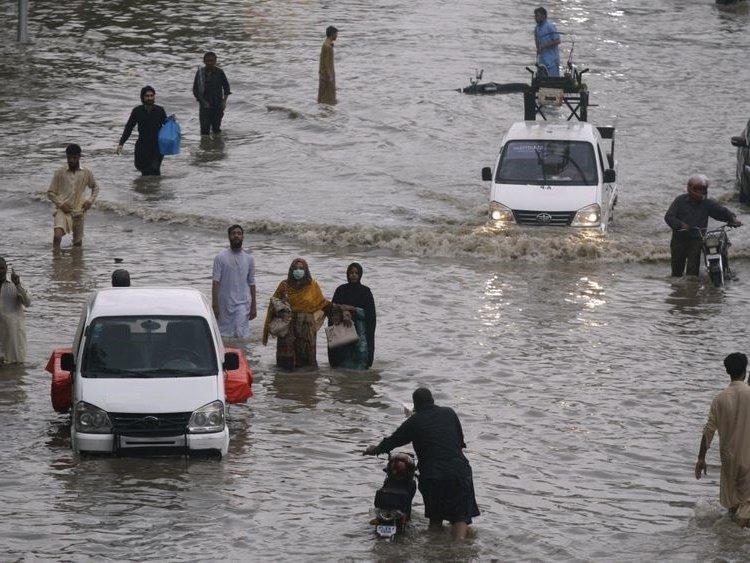Sindh Flood Relief