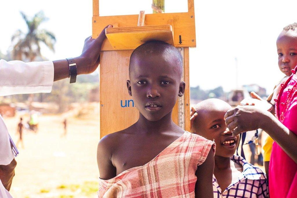 SAVE LIVES OF 600 MALNOURISHED CHILDREN IN UGANDA