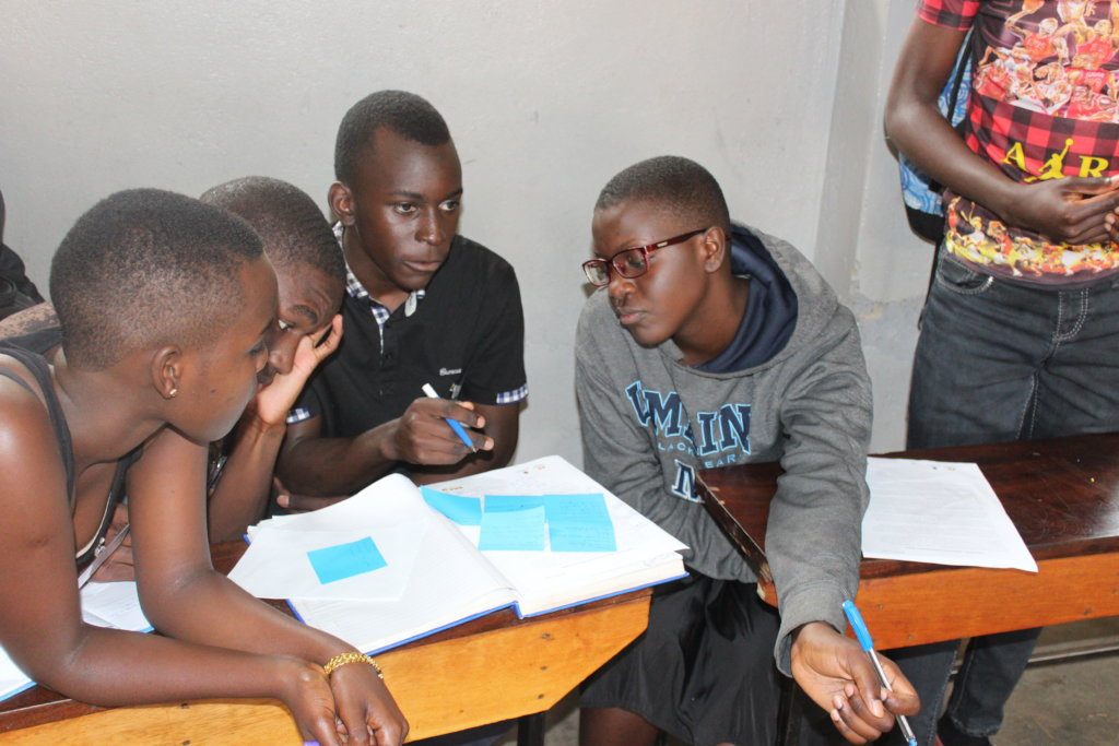 Create a turning point for 50 Ugandan students