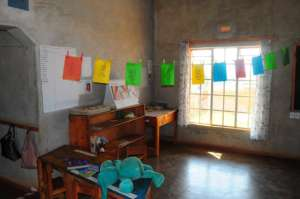 The New Classrooms Are Treasured & Celebrated