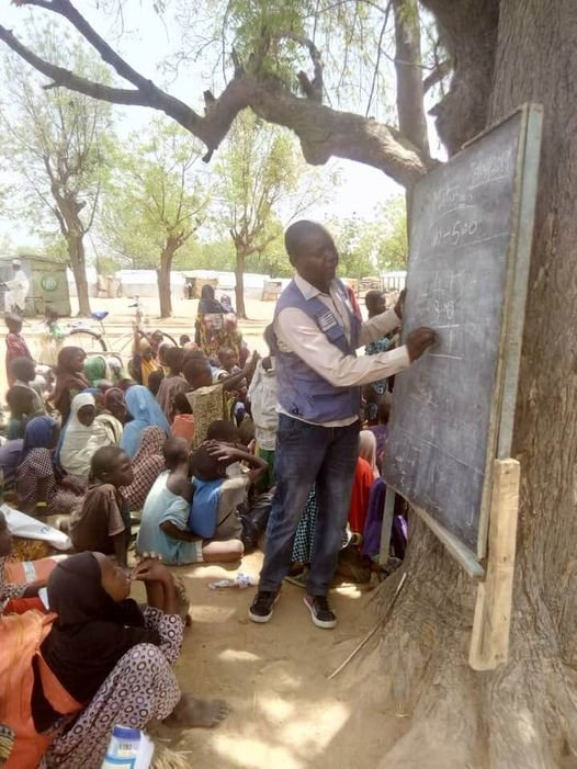 Children in Conflicts Education Cannot Wait (ECW)