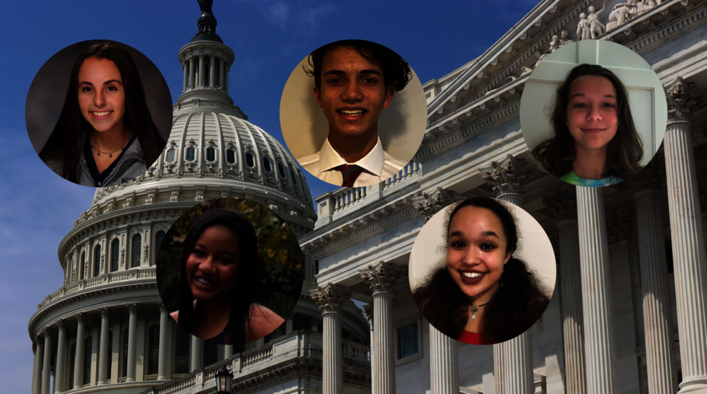 Bullis Students Creating Change