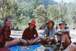 Engaging Young People with the Mountains