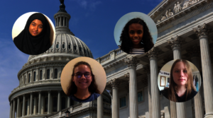 Washington Liberty Students Creating Change