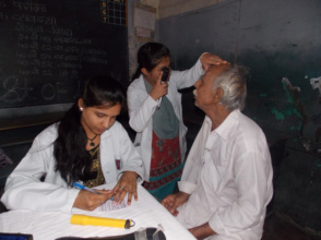 Community Eye Check up Camp