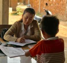Social Work with their young client