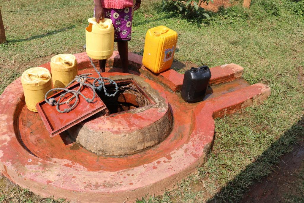 Rehabilitation  of Emakhwale Community Water Point