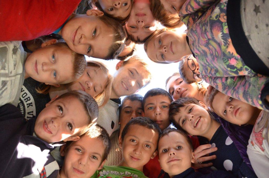 Computers for Children`s Crisis Shelter in Ukraine