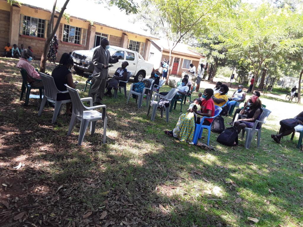 Community based safe space for 100 girls in Kenya