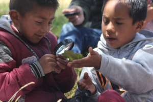 Help Us Raise Wetland Conservation by Prizing Kids