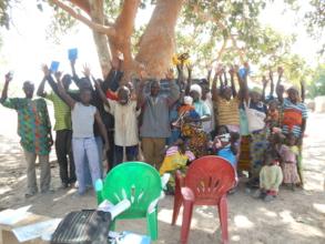 Lampiadi Water & Hygiene Committee Training