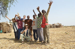 The BARKA Team in the Field