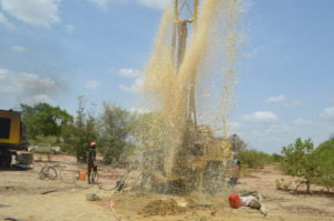 Four more positive borehole wells drilled in 2015!