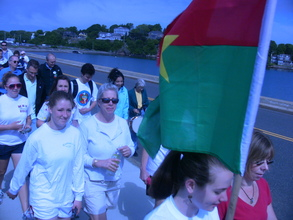 Walk for Water with Marblehead, MA Community