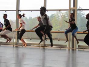 BurkinaStylin' @ Williams College Dance Dept