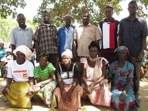 Lampiadi Water & Sanitation Committee