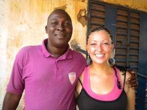 Kim Abuelhaj - Volunteer