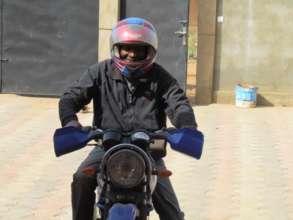 WASH expert Yoni returns from Lampiadi