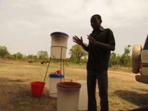 A demonstration on the benefits of filtration
