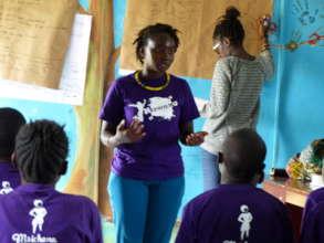 Girls champion village workshops to End FGM