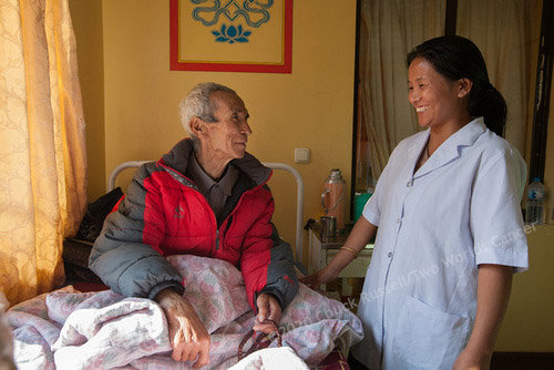 Partnering to Deliver Palliative Care in Nepal