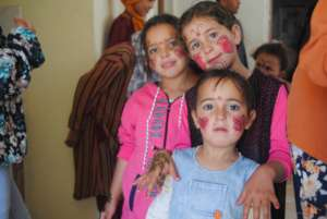 Project Solidarity- activities with the children