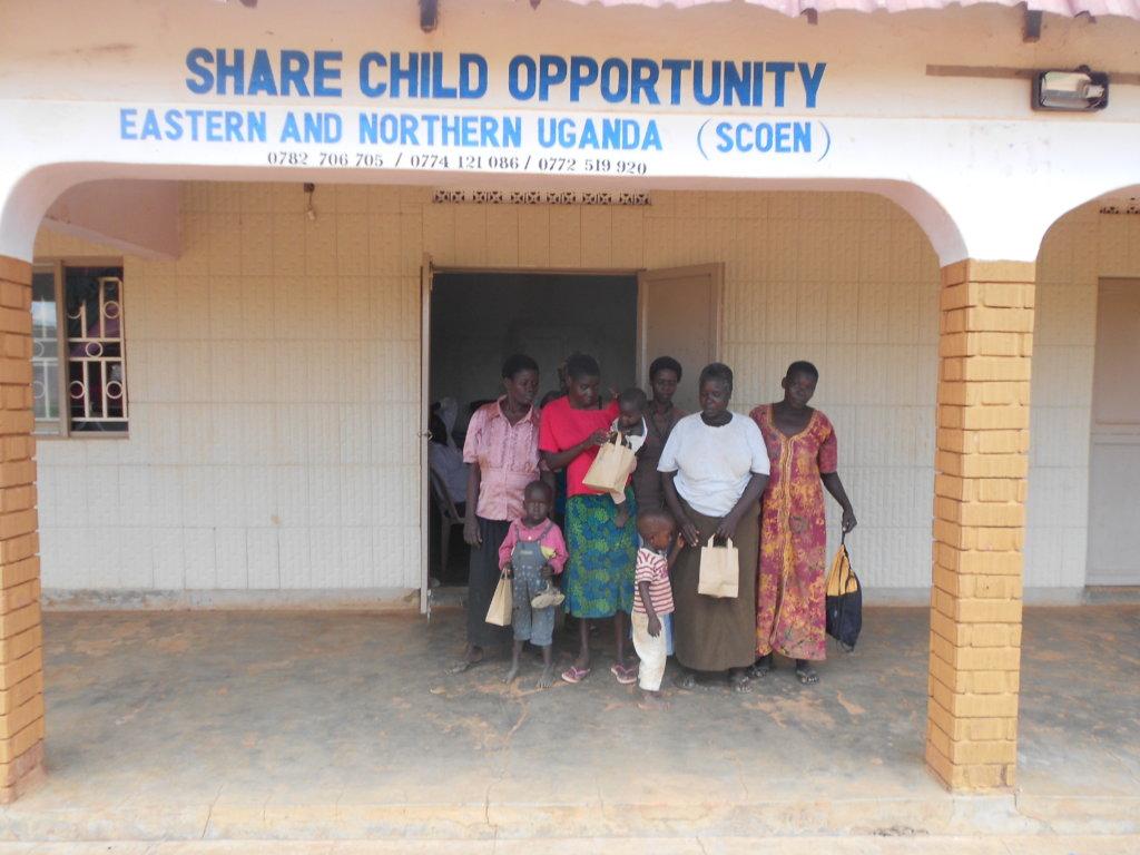 Child Development Centre for 180 Children Uganda