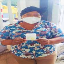 Donation of catheter for chemotherapy treatment