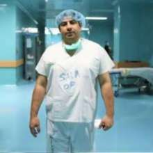 Doctor Mendez, post breast surgery