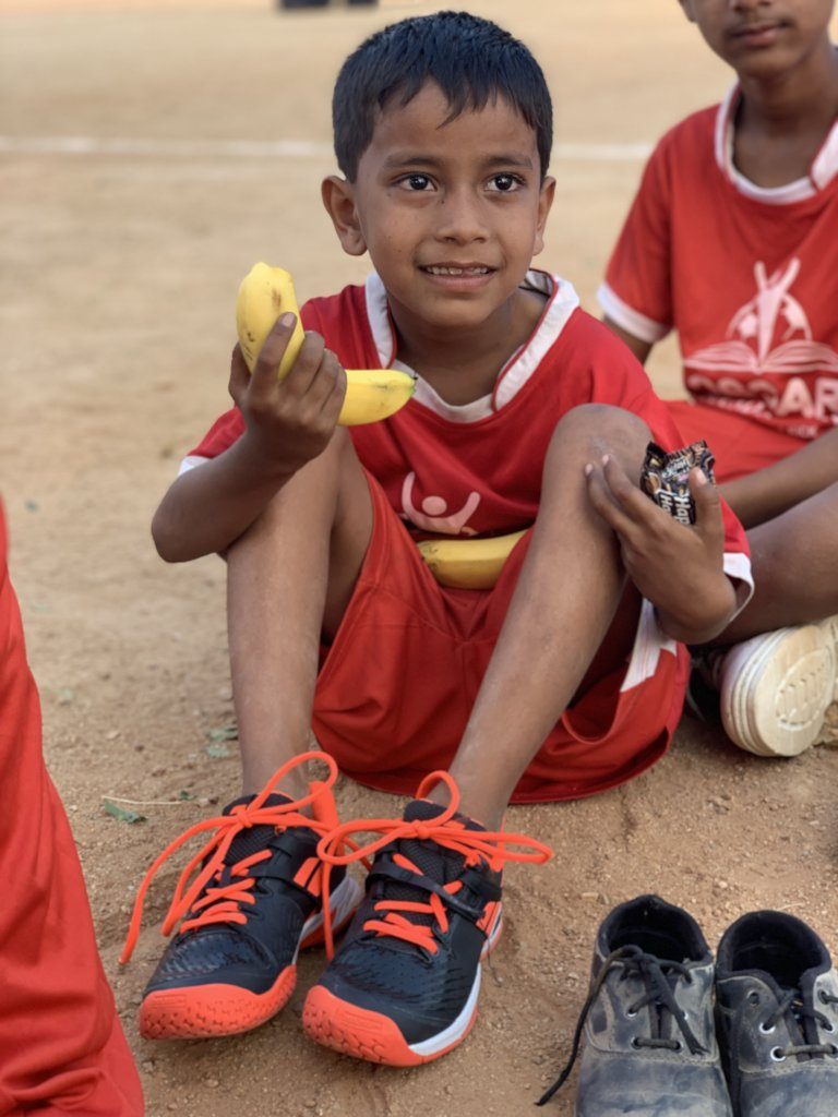 Sponsor a child living in poverty in India.