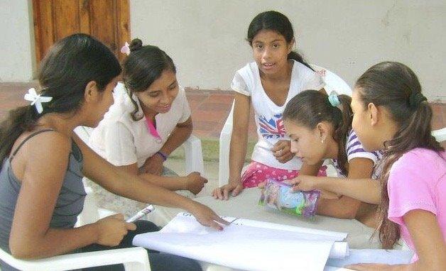 Girls' Day Shelter Maria de Nazareth, Nicaragua