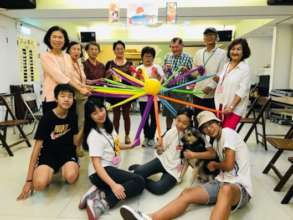 YOU CAN! Empower Taiwan Youth for Social Impact