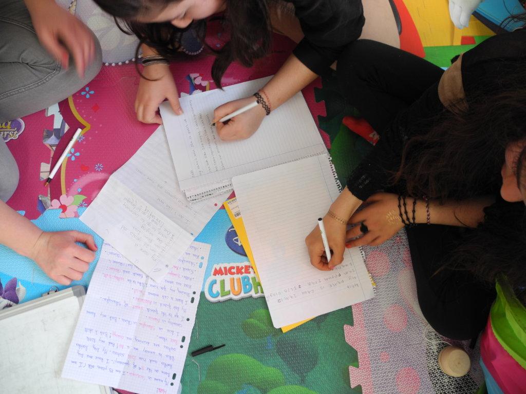Educate Online 45 Disadvantaged Children in Greece