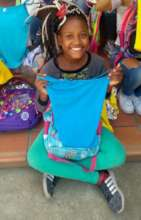Clothing and personal hygiene for children in need