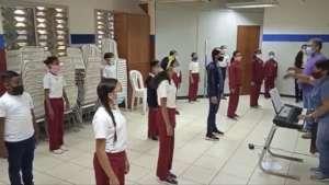 Choir - once a week