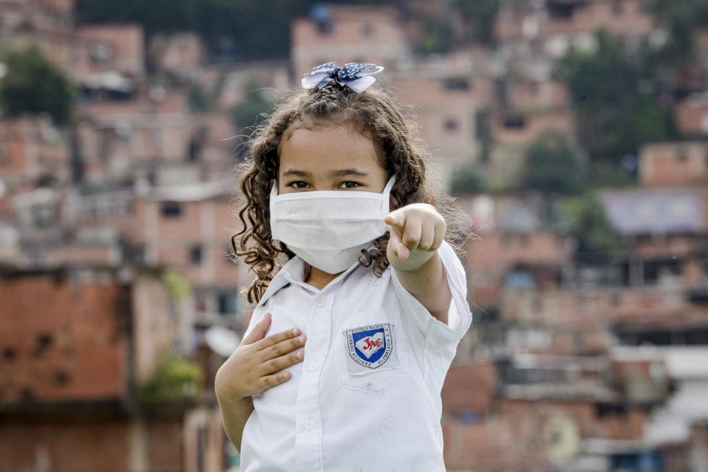 VENEZUELA: EDUCATE-HEAL-FEED 400 KIDS MID COVID-19