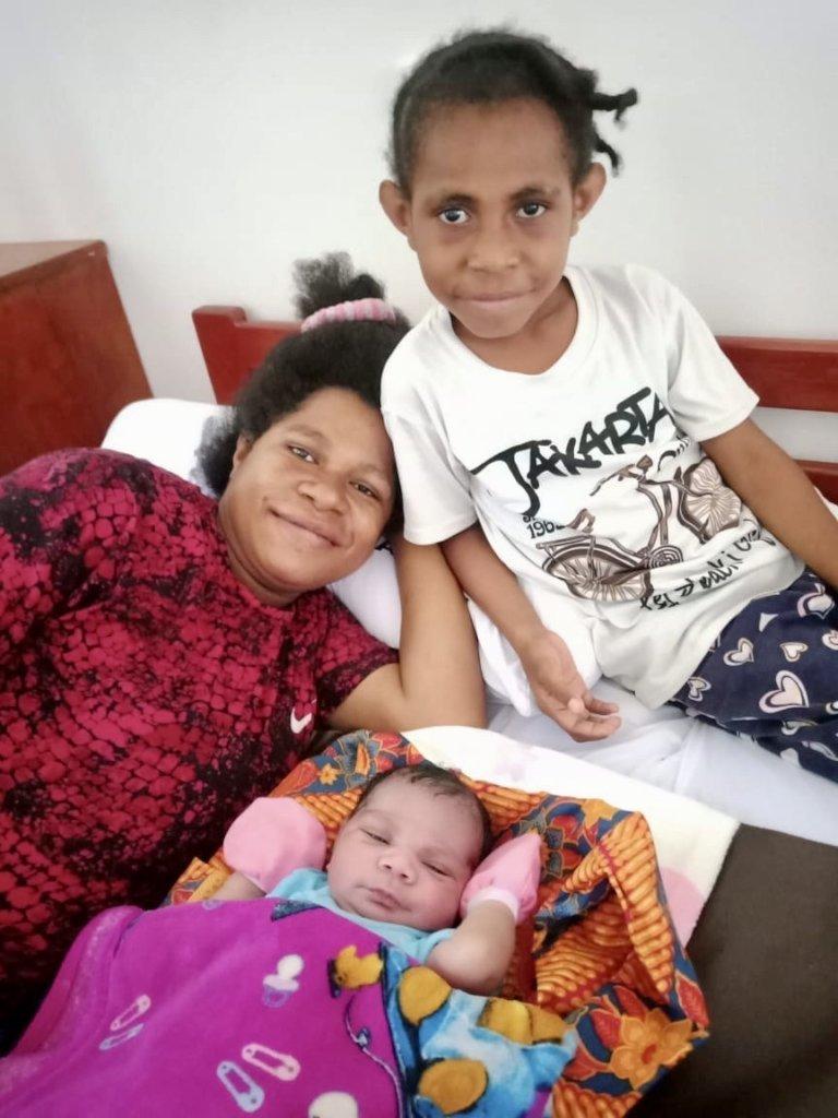 Help Indigenous Papua Women Access Safe Childbirth