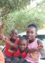 Upgrading Compassion Orphanage in Zambia
