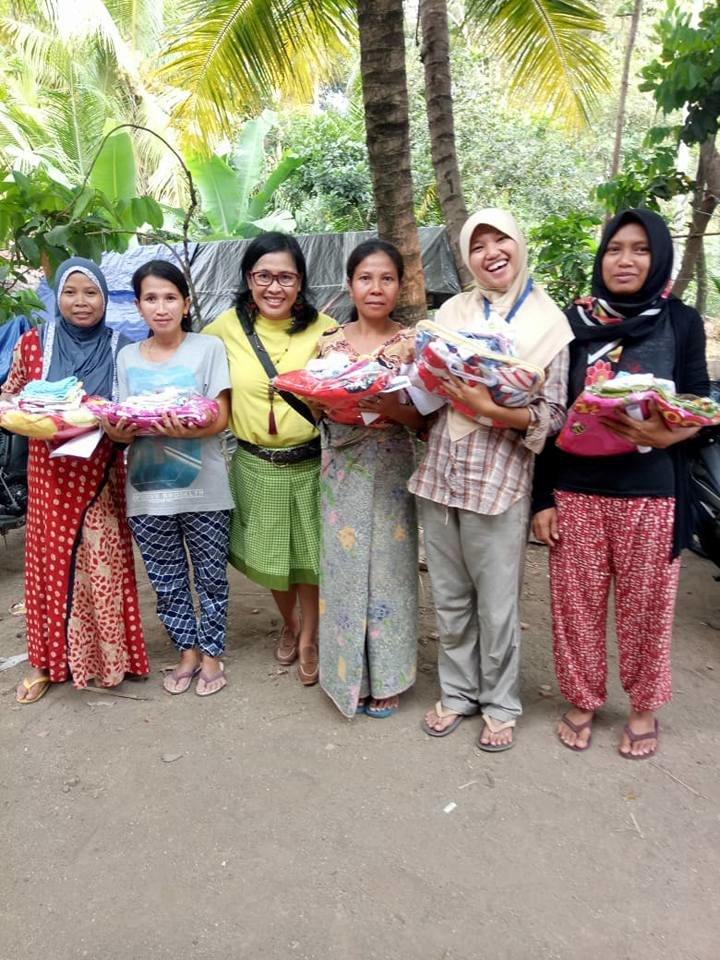 Deliver Health Care to Needy Families in Lombok