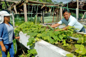 Help us restore food security to this community!