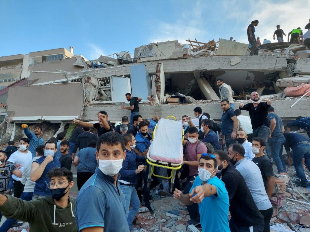 Coastal Turkey and Greece Earthquake Relief Fund