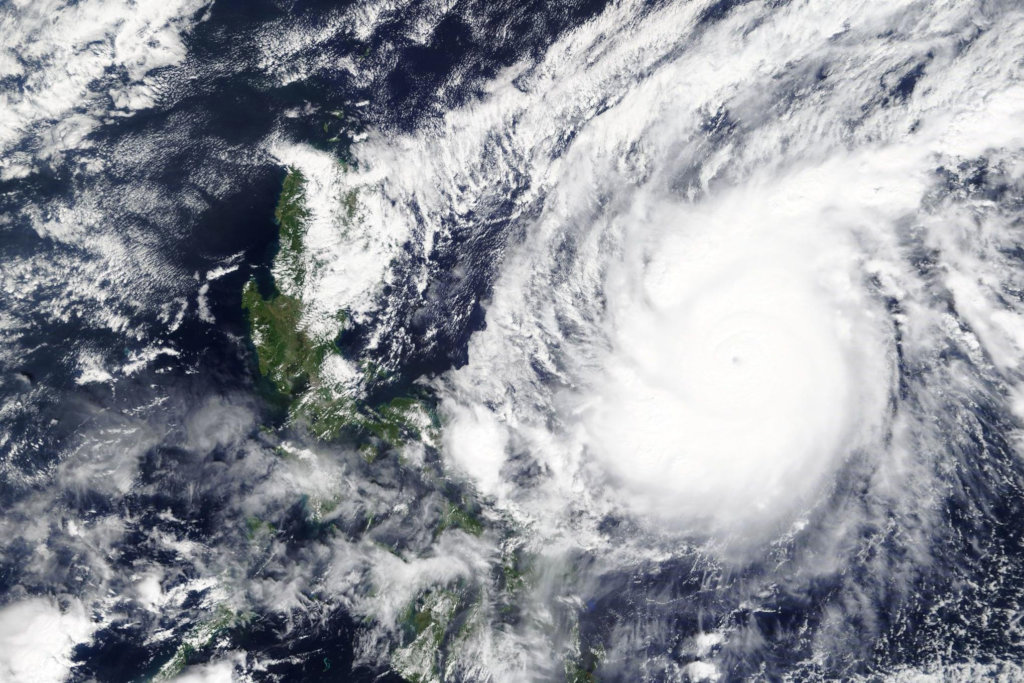Super Typhoon Goni/Rolly Relief Fund